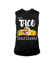 LET'S TACO 'BOUT BOOKS Sleeveless Tee thumbnail