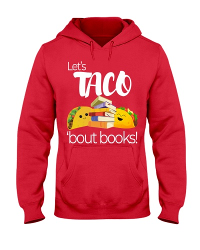 LET'S TACO 'BOUT BOOKS