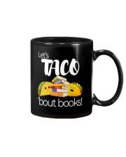 LET'S TACO 'BOUT BOOKS Mug thumbnail
