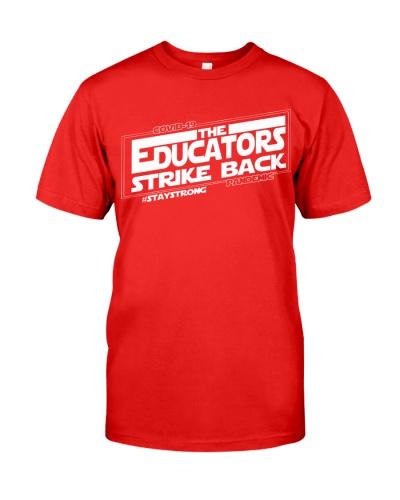 Covid 19 the educators strike back