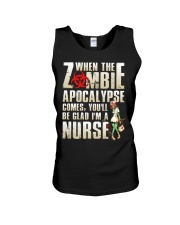 You'll be glad I'm a Nurse Unisex Tank tile