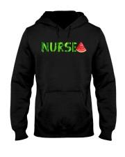 Nurse Watermelon Hooded Sweatshirt thumbnail