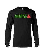 Nurse Watermelon Long Sleeve Tee thumbnail