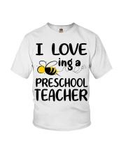 I Love being a preschool Teacher Youth T-Shirt thumbnail