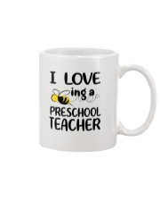 I Love being a preschool Teacher Mug thumbnail