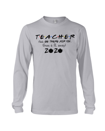 Teacher 2020 from 6 ft away