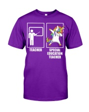 Special Education Teacher Classic T-Shirt front