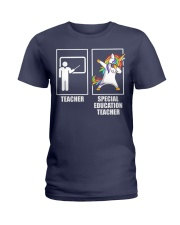 Special Education Teacher Ladies T-Shirt thumbnail