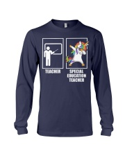 Special Education Teacher Long Sleeve Tee thumbnail