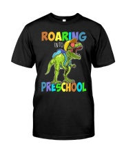 Preschool roaring Premium Fit Mens Tee thumbnail