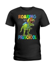 Preschool roaring Ladies T-Shirt thumbnail