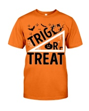 Trig or treat Classic T-Shirt thumbnail