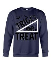 Trig or treat Crewneck Sweatshirt thumbnail