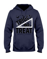 Trig or treat Hooded Sweatshirt thumbnail