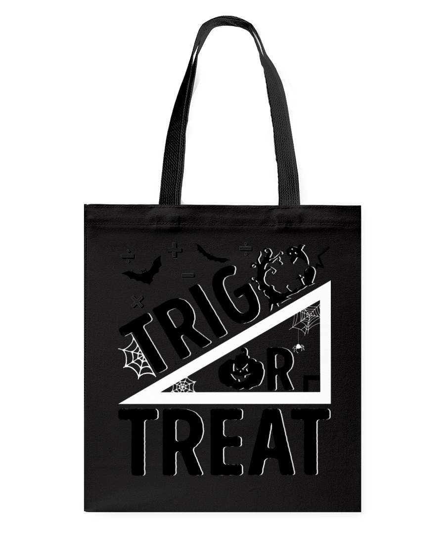 Trig or treat Tote Bag