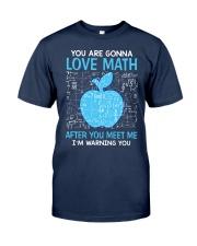 Love Math Classic T-Shirt tile