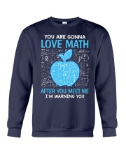 Love Math Crewneck Sweatshirt thumbnail