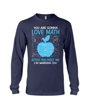Love Math Long Sleeve Tee thumbnail
