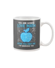 Love Math Mug tile