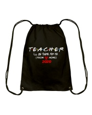 Teacher 2020 Drawstring Bag thumbnail