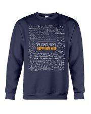 HAPPY NEW YEAR MATH TEACHER  Crewneck Sweatshirt tile