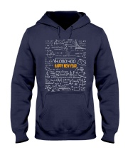 HAPPY NEW YEAR MATH TEACHER  Hooded Sweatshirt thumbnail
