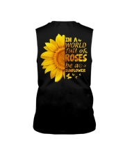 In a world full of roses be a sunflower Sleeveless Tee thumbnail