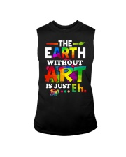 The earth without art is just Sleeveless Tee thumbnail