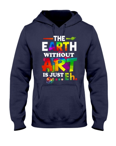 The earth without art is just
