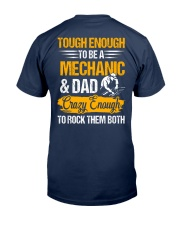 Mechanic and Dad Classic T-Shirt tile