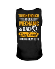 Mechanic and Dad Unisex Tank thumbnail