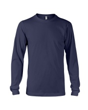 Mechanic and Dad Long Sleeve Tee front