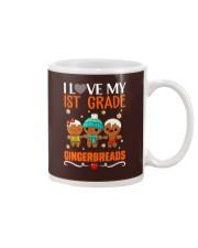 I LOVE MY 1ST GRADE GINGERBREADS Mug thumbnail