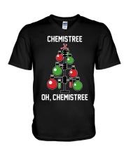 CHEMISTREE OH CHEMISTREE V-Neck T-Shirt thumbnail
