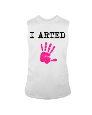 I Arted T-Shirt Sleeveless Tee tile