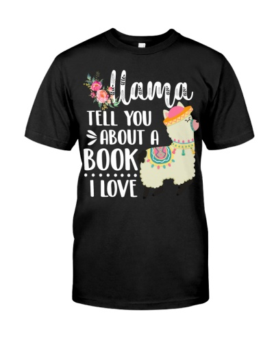 LLAMA TELL YOU ABOUT A BOOK I LOVE