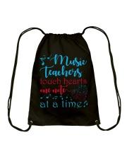 Music Teachers Drawstring Bag thumbnail