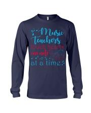 Music Teachers Long Sleeve Tee thumbnail