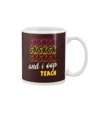 SKSKSK AND I OOP TEACH Mug thumbnail