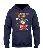 KINDERGARTEN TEACHER LIFE Hooded Sweatshirt thumbnail