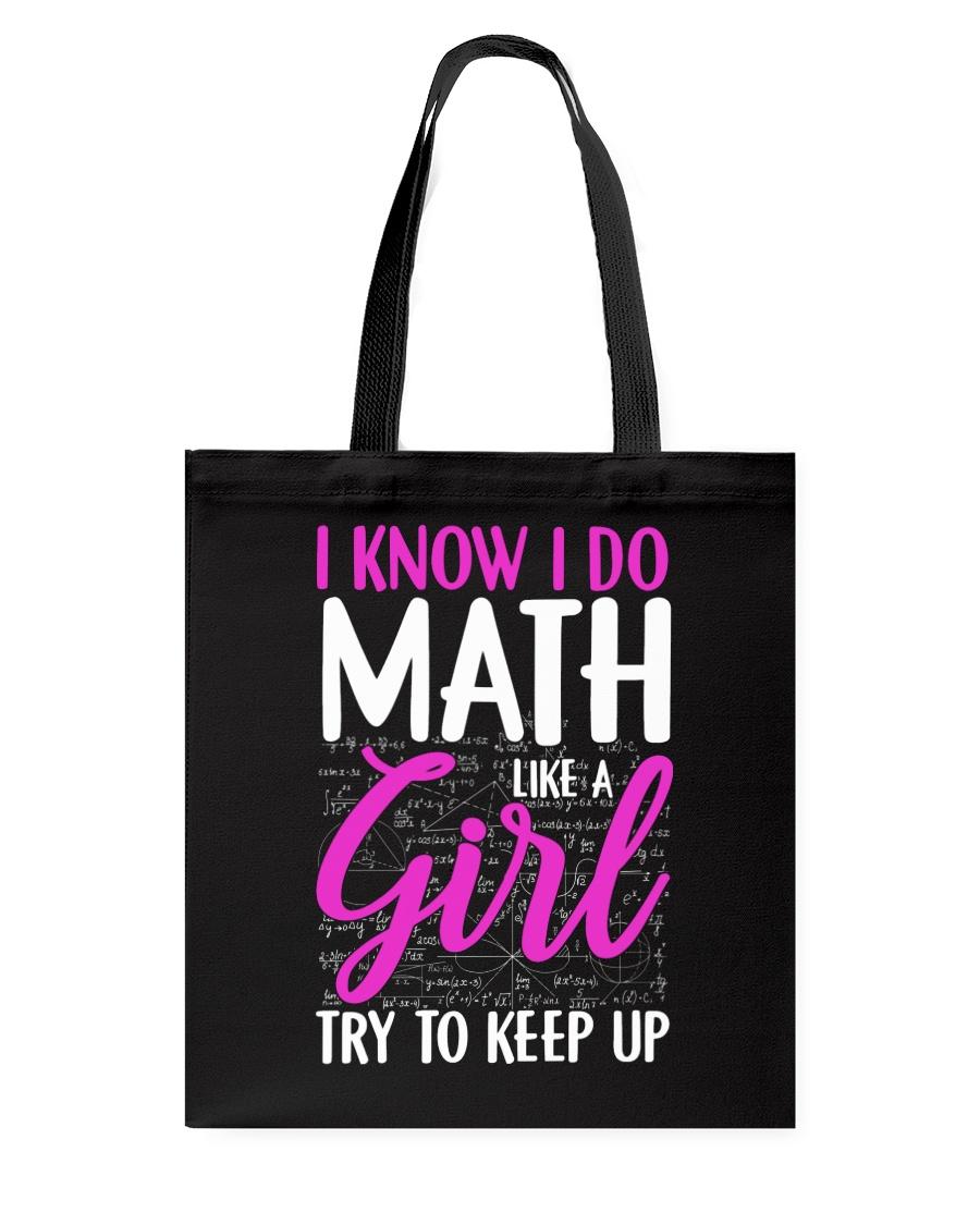 Math like a Girl Tote Bag