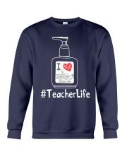 Hanitizer Teacherlife Crewneck Sweatshirt thumbnail