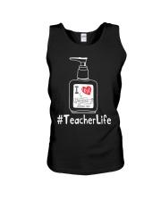 Hanitizer Teacherlife Unisex Tank thumbnail
