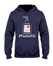Hanitizer Teacherlife Hooded Sweatshirt thumbnail