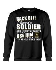 Army Mom Shirt Crewneck Sweatshirt thumbnail