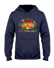 ALL THE COOL KIDS ARE TALKING SCIENCE Hooded Sweatshirt thumbnail