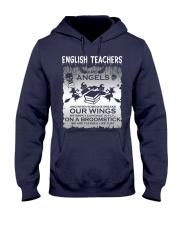 ENGLISH TEACHERS Hooded Sweatshirt thumbnail