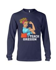 I TEACH OREGON Long Sleeve Tee thumbnail