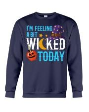 I'M FEELING A BIT WICKED TODAY Crewneck Sweatshirt thumbnail
