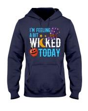 I'M FEELING A BIT WICKED TODAY Hooded Sweatshirt thumbnail